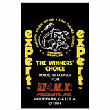 1984 Expert Mongoose decal set - Orange/Yellow