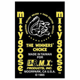 1985 Mitygoose Mongoose decal set