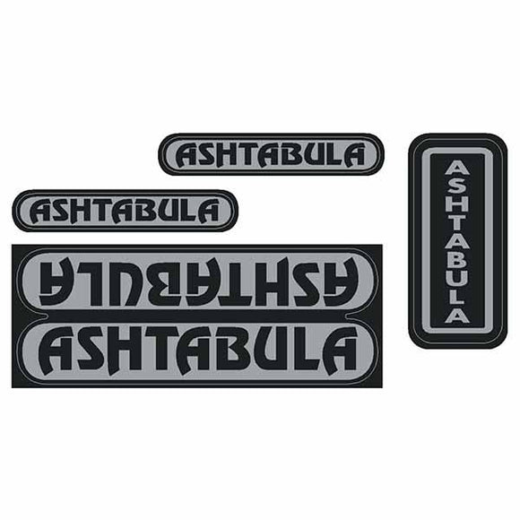 Ashtabula Bmx Decal Set - Old School Bmx Decal-Set