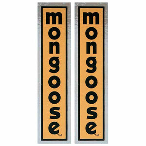 1980-81 mongoose fork decals