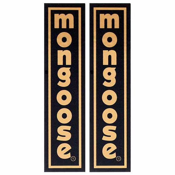 1982-83 Mongoose fork decal