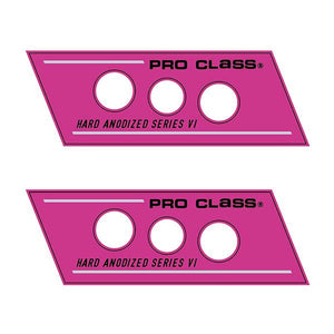 Mongoose Pro Class Series VI rim decals