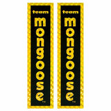 1980-83 Team Mongoose decal set