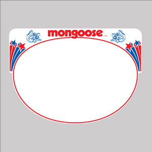 mongoose plate