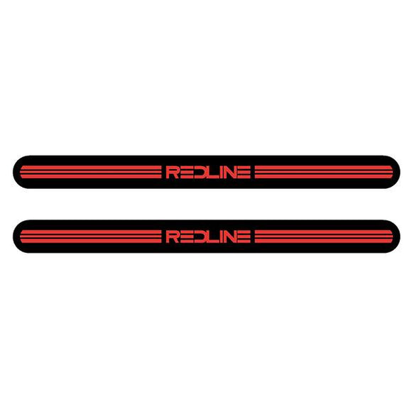 Redline Flight Cranks decal set - 2nd Gen.