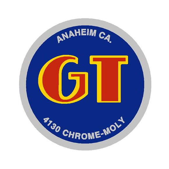 GT coin -Anaheim - blue decal