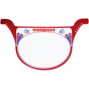 Mongoose Pro Plates - red