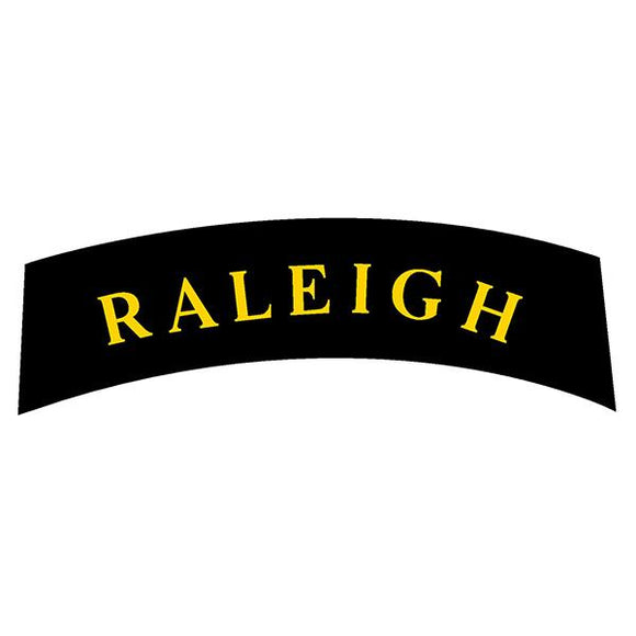 Raleigh - Aero Seat Back Decal