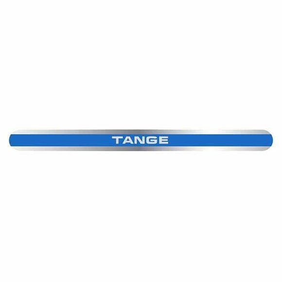 Tange - Blue Stripe Seat Clamp Decal Old School Bmx