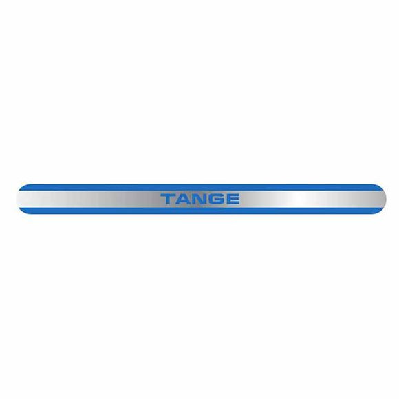 Tange - Blue Bands Seat Clamp Decal Old School Bmx