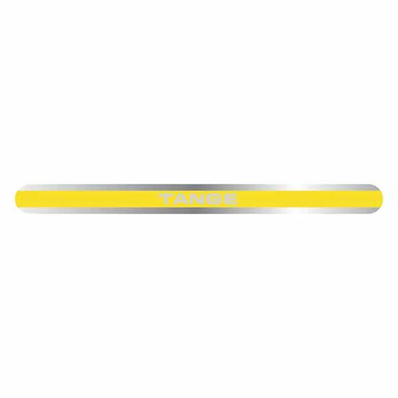 Tange - Yellow Stripe Seat Clamp Decal Old School Bmx