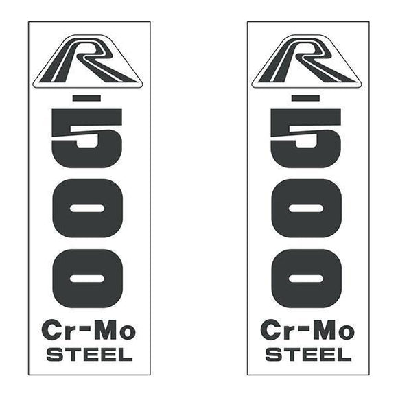 Tange Rampar R500 Fork Decal Set - Old School Bmx