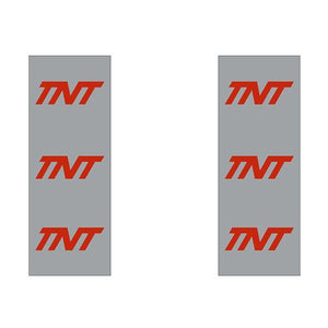 Tnt - Hub Decals Old School Bmx Decal
