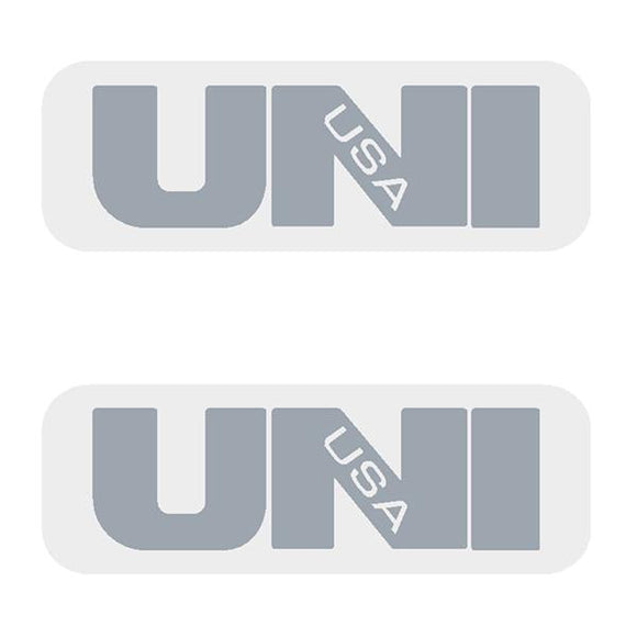 Uni - Side Seat Decals Old School Bmx Decal
