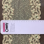 Galloon Lace Elastic - width 17,0 cm | 60391