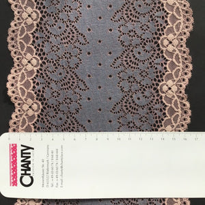Galloon Lace Elastic - Width 17 cm | 61671