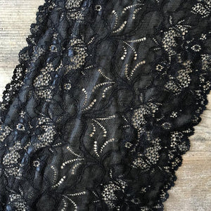 Galloon Lace elastic - width 23 cm | 65209
