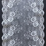 Galloon Lace Elastic - width 17 cm | 65441