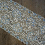 Galloon Lace elastic - width 16 cm | 65454