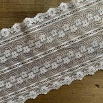 Lace Elastic - width 16 cm | 65687 | Ready To Dye
