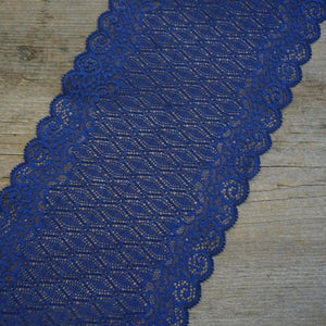 Galloon Lace Elastic - Width 16 cm | 65732