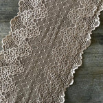 Galloon Lace Elastic - width 16 cm | S5840