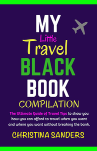 My Little Travel Black Book Compilation