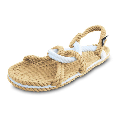MONTAIN MOMMA Camel-White