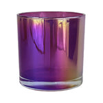 10 ounce Vessel - Iridescent Purple