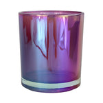 14 ounce Vessel - Iridescent Purple