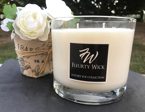 2 pound Double wick candle
