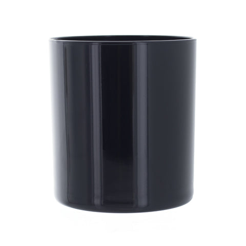 10 oz Straight Sided Tumbler Black