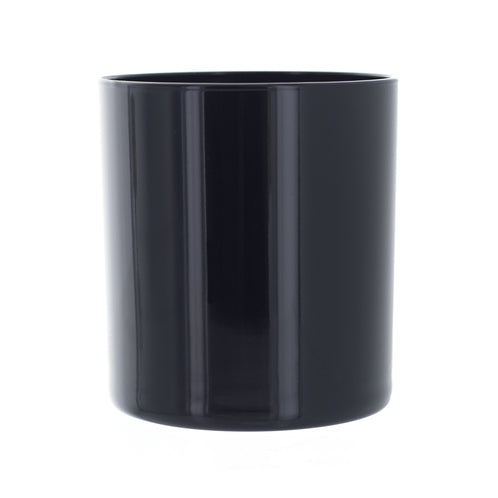 10 oz Straight Sided Tumbler - Black