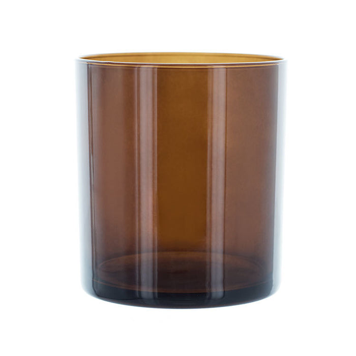 10 oz Straight Sided Tumbler - Amber