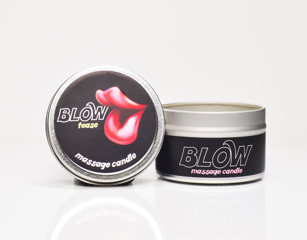 BLOW - Massage Candle