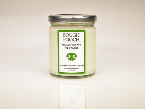 Bougie Pooch Pet Aromatherapy Candle - 9oz