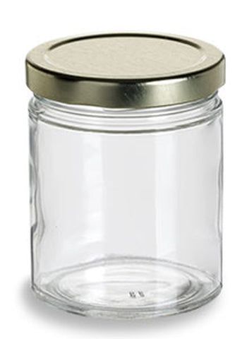 4 oz Straight Sided Jar