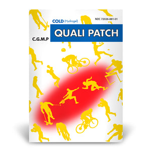 Quali Patch HydroGel - Cold