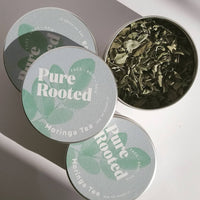 Pure Rooted Moringa tea