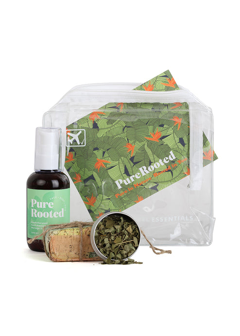 Gift Bag - Travel Large with Moringa & Tea Tree Soap
