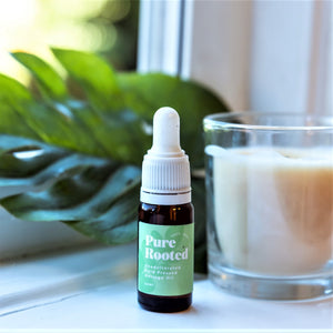Pure Cold-Pressed Unrefined Moringa Oil - 10ml