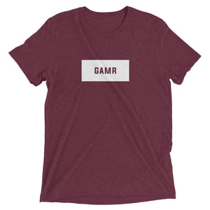 GAMR Men's Brand T-Shirt (Red)