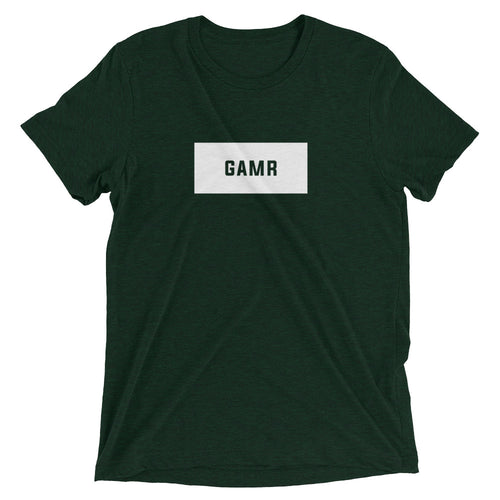 GAMR Men's Brand T-Shirt (Green)