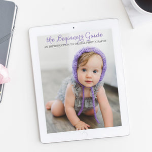 Beginner Photography Ebook Guide