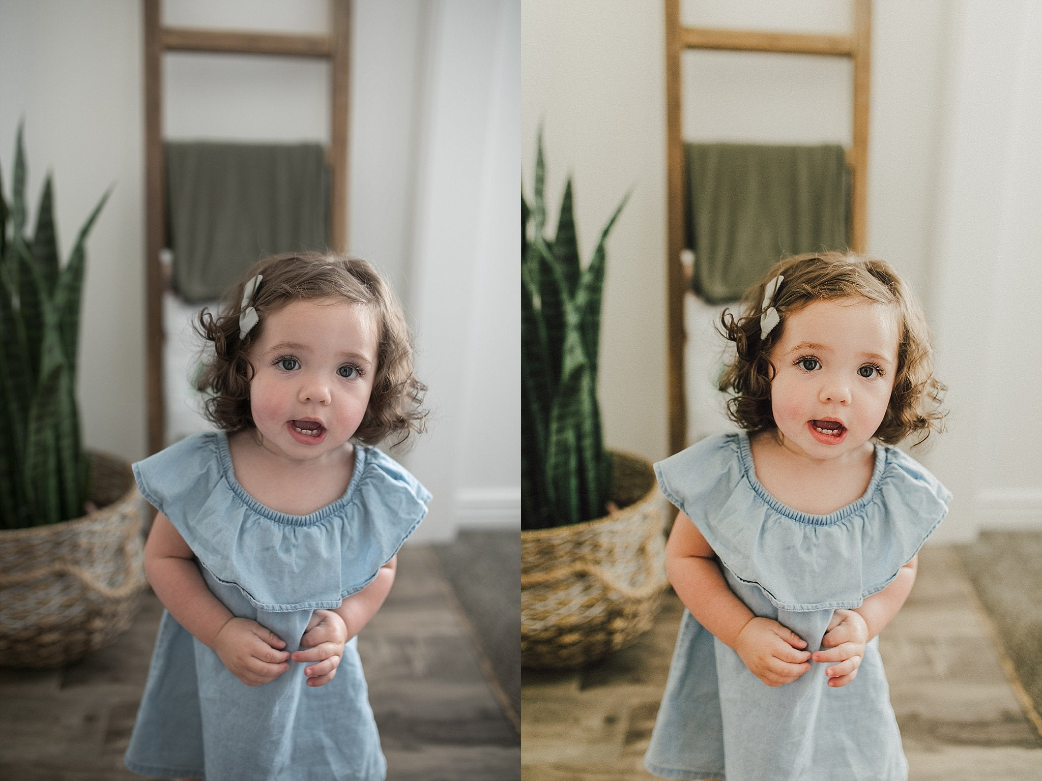 Free Moody and Creamy Winter Lightroom Preset