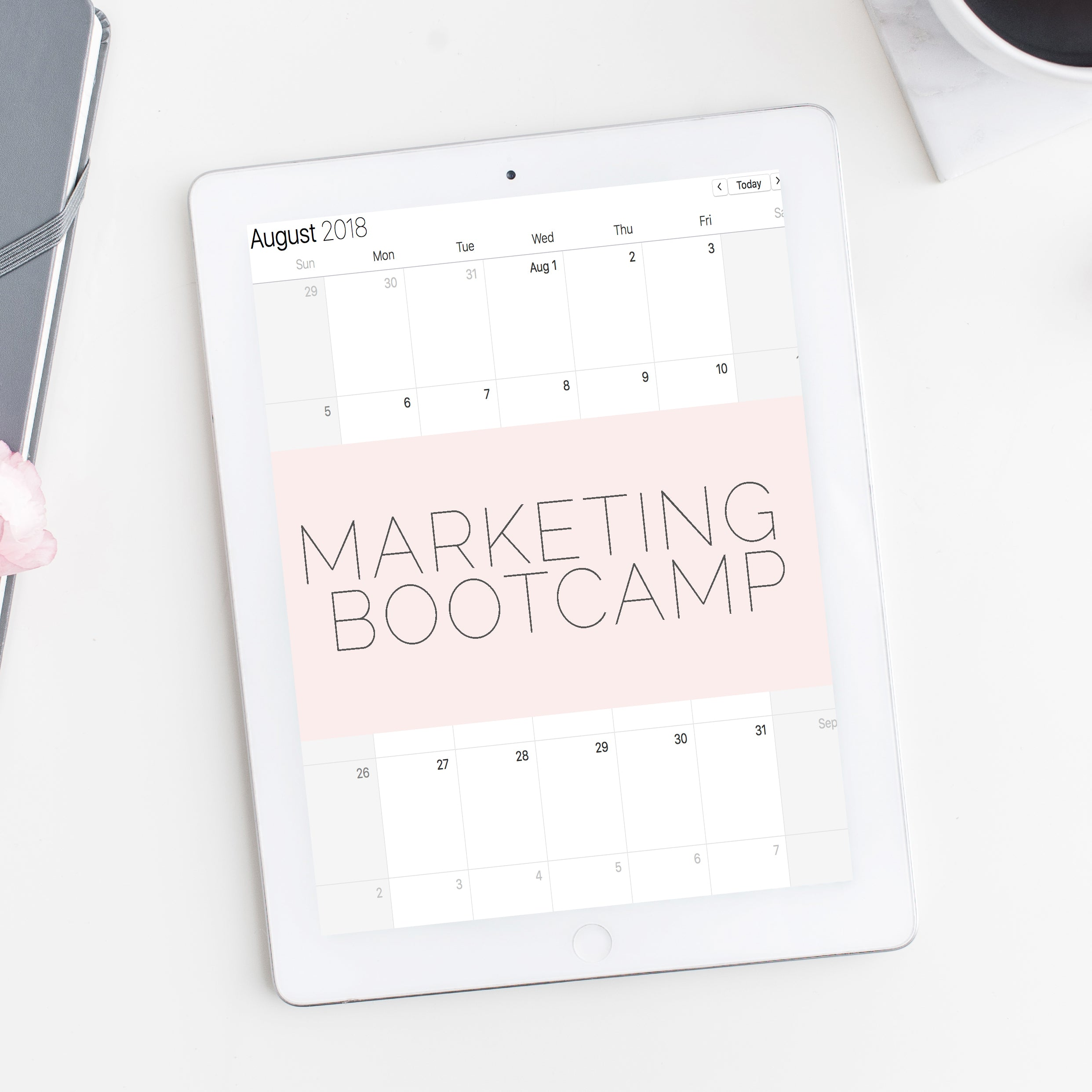 30 Day Marketing Bootcamp to your Inbox | DAILY EMAILS | for Beauty Experts, Energy Workers and all Service Based Businesses