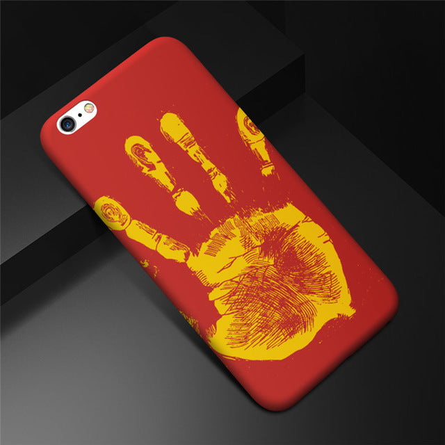 sale retailer 03183 51549 Thermal Color-Changing Phone Case