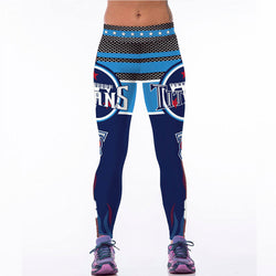 Tennessee Titans leggings - Cool Printed Leggings