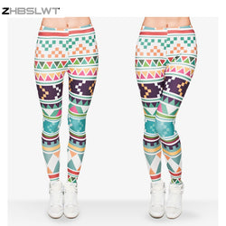 Sexy Geo leggings - Cool Printed Leggings