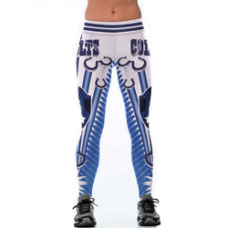 Indianapolis Colts leggings - Cool Printed Leggings